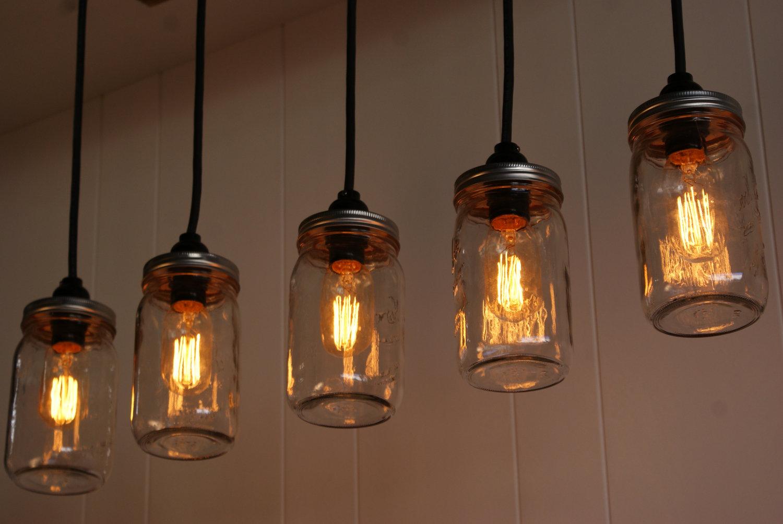 Светильник из лампочек своими руками 56
