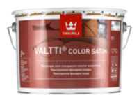 TIKKURILA Valtti Color Satin антисептик Тиккурила Валтти Колор Сатин (полумат) 9л
