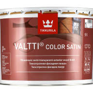 TIKKURILA Valtti Color Satin антисептик Тиккурила Валтти Колор Сатин (полумат) 18л