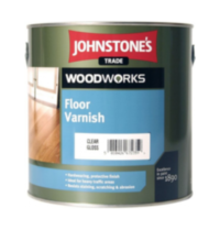 Johnstones Interior Floor Varnish Gloss лак для пола 5л