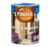 PINOTEX DOORS & WINDOWS (Пинотекс Дорз энд Виндоуз) 1л