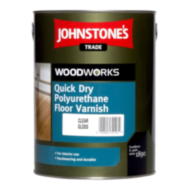 Johnstones Quick Dry Floor varnish Satin лак для пола 5л