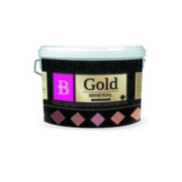 Bayramix Mineral Gold мраморная штукатурка 25кг
