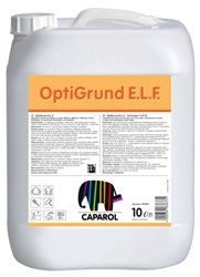 Caparol OptiGrund ELF «Капарол Оптигрунд» грунтовка 5л
