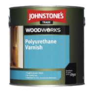 Johnstones Polyurethane Varnish Clear Glos лак для панелей 5л